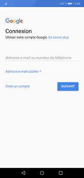 Huawei P20 lite - Applications - Créer un compte - Étape 3