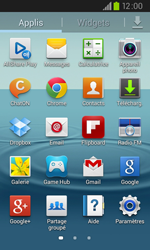Samsung I9105P Galaxy S II Plus - MMS - envoi d'images - Étape 2