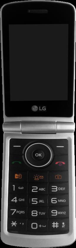 LG G359 - Premiers pas - Découvrir les touches principales - Étape 3