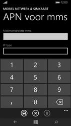 Nokia Lumia 735 - MMS - Handmatig instellen - Stap 11