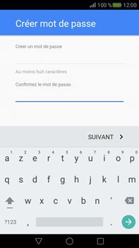 Huawei Mate S - Applications - Créer un compte - Étape 11