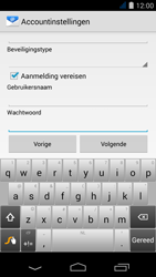 Acer Liquid Jade S - E-mail - Account instellen (IMAP met SMTP-verificatie) - Stap 15