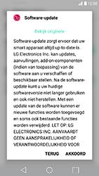 LG K10 (2017) (M250n) - Software updaten - Update installeren - Stap 7