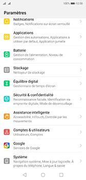 Huawei P20 Android Pie - Appareil - Mise à jour logicielle - Étape 4