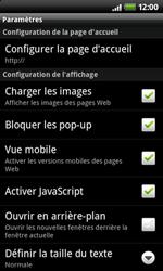 HTC A7272 Desire Z - Internet - configuration manuelle - Étape 15