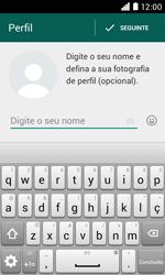 NOS LUNO - Aplicações - Como configurar o WhatsApp -  10