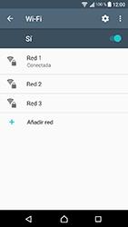 Sony Xperia XA1 - WiFi - Conectarse a una red WiFi - Paso 8