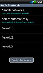 LG P970 Optimus Black - Network - Usage across the border - Step 10