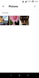Alcatel 1 - Photos, vidéos, musique - Envoyer une photo via Bluetooth - Étape 5