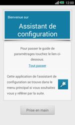 Alcatel OT-5050X Pop S3 - Premiers pas - Créer un compte - Étape 3