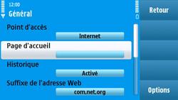 Nokia N97 - Internet - configuration manuelle - Étape 24