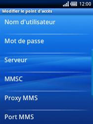 Sony Ericsson Xperia X10 Mini - Internet - Configuration manuelle - Étape 9