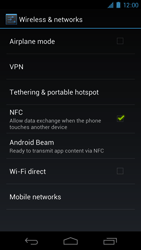 Samsung I9250 Galaxy Nexus - Internet - Manual configuration - Step 5