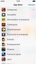 Apple iPhone 5s - Applications - Télécharger des applications - Étape 6