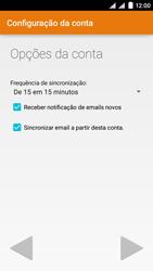 NOS SLIM - Email - Configurar a conta de Email -  19