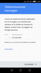 Huawei Huawei Y5 II - Applicaties - Account aanmaken - Stap 13