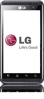LG P920 Optimus 3D Speed