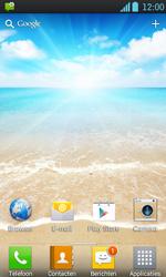 LG P700 Optimus L7 - Internet - Automatisch instellen - Stap 3