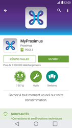 LG G5 - Applications - MyProximus - Étape 10
