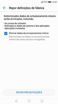 Huawei Mate 9 - Repor definições - Como repor definições de fábrica do telemóvel -  7
