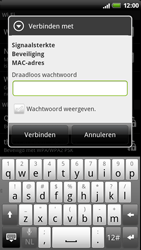 HTC Z710e Sensation - Wifi - handmatig instellen - Stap 7