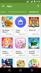Motorola Moto E (2ª Geração) - Aplicativos - Como baixar aplicativos - Etapa 12