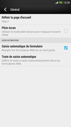HTC One Max - Internet - Configuration manuelle - Étape 26