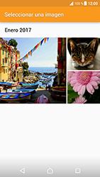Sony Xperia XZ - Android Nougat - Mensajería - Escribir y enviar un mensaje multimedia - Paso 11
