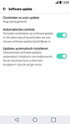 LG K10 (2017) (M250n) - Software updaten - Update installeren - Stap 8
