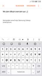 Samsung galaxy-a5-2017-android-oreo - E-mail - Bericht met attachment versturen - Stap 12