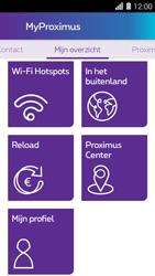Huawei Ascend Y550 - Applicaties - MyProximus - Stap 18