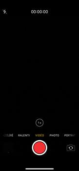 Apple iPhone XS - iOS 12 - Photos, vidéos, musique - Créer une vidéo - Étape 7