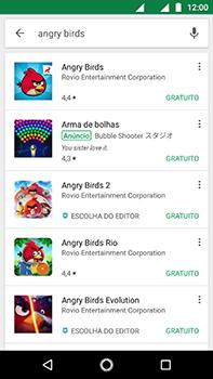 Motorola Moto Z2 Play - Aplicativos - Como baixar aplicativos - Etapa 14