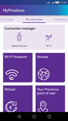 Huawei Y6 - Applications - MyProximus - Step 17