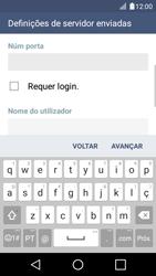 LG K4 - Email - Configurar a conta de Email -  17