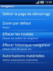 Sony Ericsson Xperia X10 Mini - Internet - Configuration manuelle - Étape 16