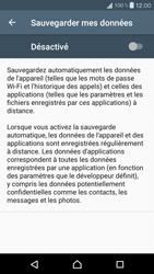 Sony F5321 Xperia X Compact - Device maintenance - Back up - Étape 8