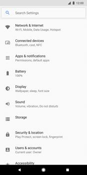 Google Pixel 2 XL - Network - Usage across the border - Step 4