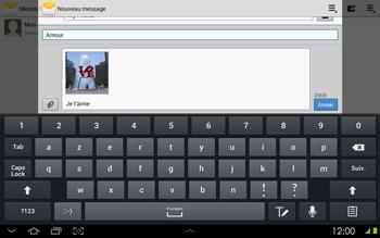 Samsung P5100 Galaxy Tab 2 10-1 - MMS - envoi d'images - Étape 14