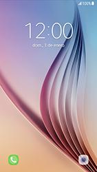 Samsung Galaxy S6 - Android Nougat - Mensajería - Configurar el equipo para mensajes multimedia - Paso 22
