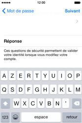 Apple iPhone 4S (iOS 8) - Premiers pas - Créer un compte - Étape 23