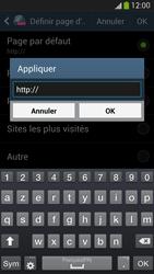 Samsung I9295 Galaxy S IV Active - Internet - configuration manuelle - Étape 26