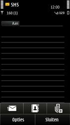 Nokia E7-00 - MMS - afbeeldingen verzenden - Stap 4