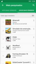 Lenovo Vibe K6 - Aplicativos - Como baixar aplicativos - Etapa 11