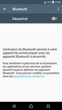 Sony F3211 Xperia XA Ultra - WiFi et Bluetooth - Jumeler votre téléphone avec un accessoire bluetooth - Étape 5