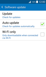 Samsung G388F Galaxy Xcover 3 - Device - Software update - Step 7