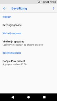 Sony Xperia XA2 Ultra - Beveiliging en privacy - zoek mijn mobiel activeren - Stap 6