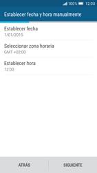 HTC One M9 - Primeros pasos - Activar el equipo - Paso 9