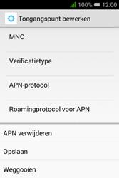 "Alcatel Pixi 3 - 3.5"" - Internet - handmatig instellen - Stap 17"
