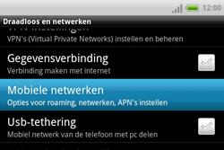 HTC A810e ChaCha - Buitenland - Bellen, sms en internet - Stap 6
